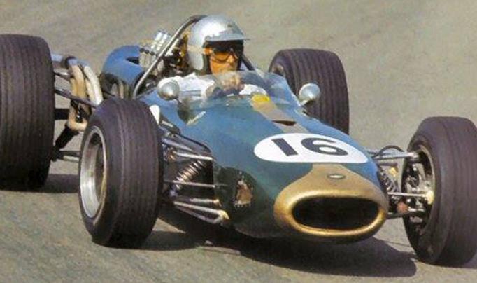 Jack Brabham ganaba el gran premio de Holanda
