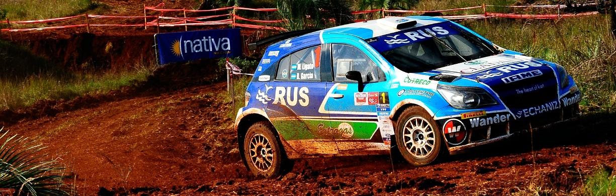 Rally Argentino: Ligato ganó en Misiones