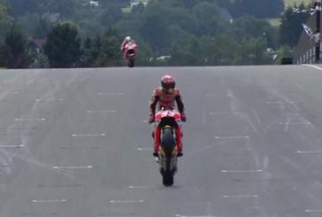 Moto GP: Márquez se queda con el Gran Premio de Alemania; Simeon gana en Moto2 y Kent en Moto3