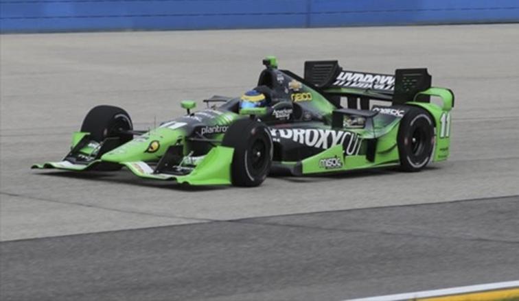 IndyCar: Sébastien Bourdais ganador en Milwaukee