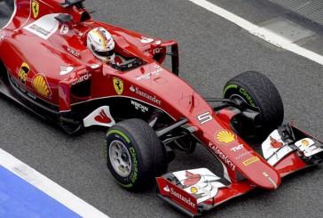 Fórmula 1: Vettel ganó en Hungría, triunfo para Ferrari