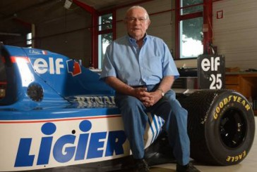 Falleció De Guy Ligier