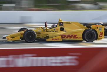 IndyCar: Hunter-Reay ganó en Pocono