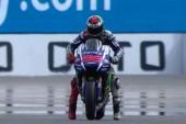 Moto GP: Lorenzo se quedó con los segundos entrenamientos