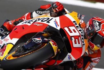 Moto GP: Márquez conquista una pole de récord