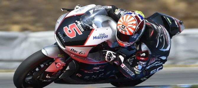 MotoGP: Zarco logra la victoria en Moto 2