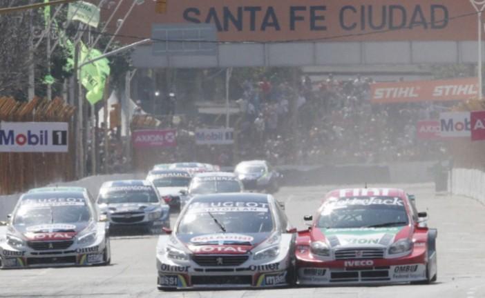 STC2000: Canapino se adueñó de la carrera diurna en el callejero de Santa Fe