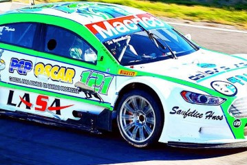 Top Race Series:  De Benedictis venció en la segunda carrera, mientras que Cammarota en la primera