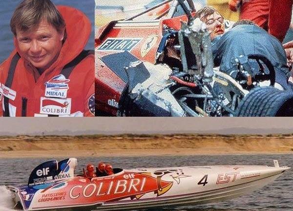 Un 23 de agosto de 1987 perdió la vida en un trágico accidente Didier Pironi