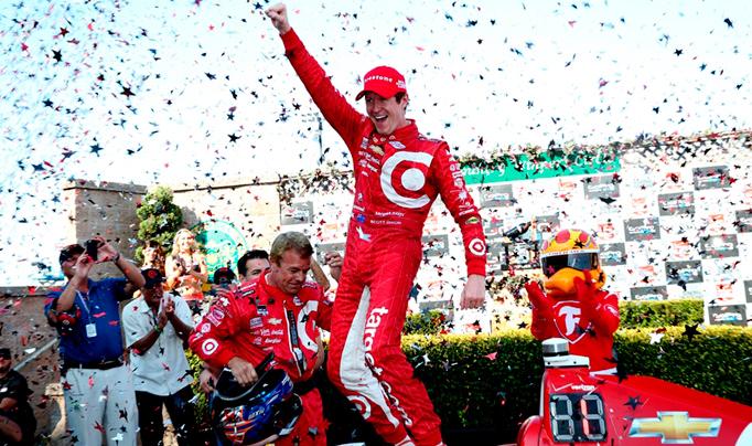 IndyCar: Dixón ganó la última y es tetracampeón