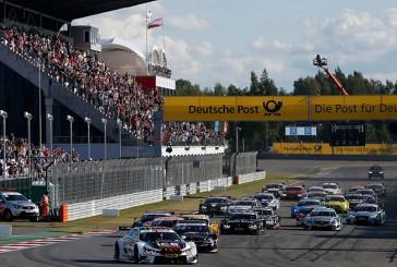 DTM: Wehrlein se quedó con la primer carrera