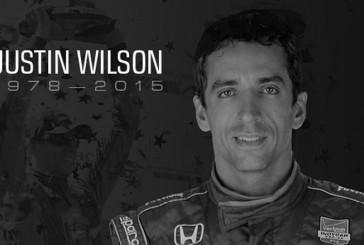 IndyCar: Falleció Justin Wilson