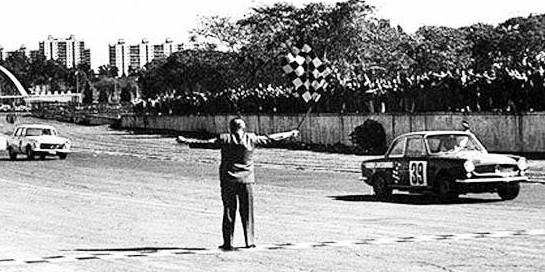 Un 17 de agosto de 1969, Reutemann ganaba en Buenos Aires