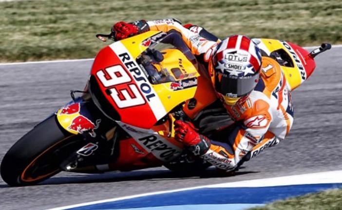 MotoGP: Márquez y su quinta pole de la temporada