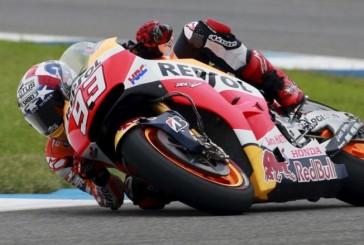 MotoGP: Márquez gana en Indy, con Lorenzo y Rossi en el podio