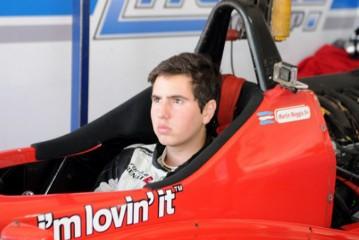 Fórmula Renault 2.0: Moggia ganó la segunda carrera, y Ciarrochi la primera