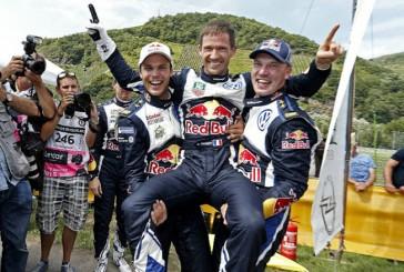 WRC: Ogier ganó el rally de Alemania y se acerca al título