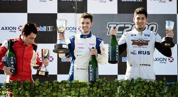 TC2000: Tomás Cingolani logró su primera victoria