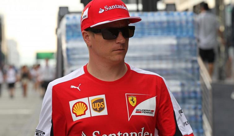 Fórmula 1: Ferrari renueva a Raikkonen hasta 2016