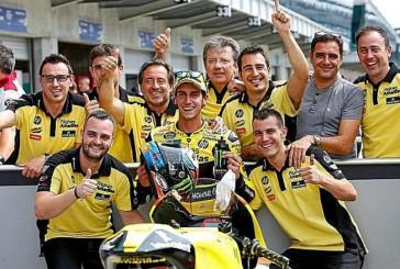 MotoGP: Alex Rins se llevó el triunfo en Moto2 y Livio Loi en Moto3