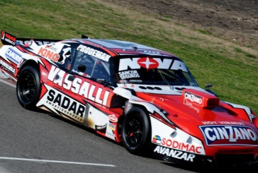 TC: Matías Rossi se quedó con la 1º clasificación