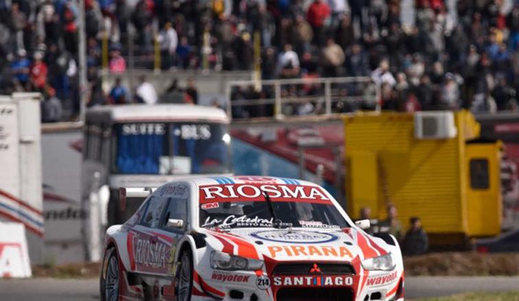TRV6: Rodriguez se llevó el triunfo en la primera y Trosset en la segunda