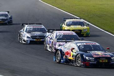 DTM: Blomqvist se llevó la victoria en la segunda carrera