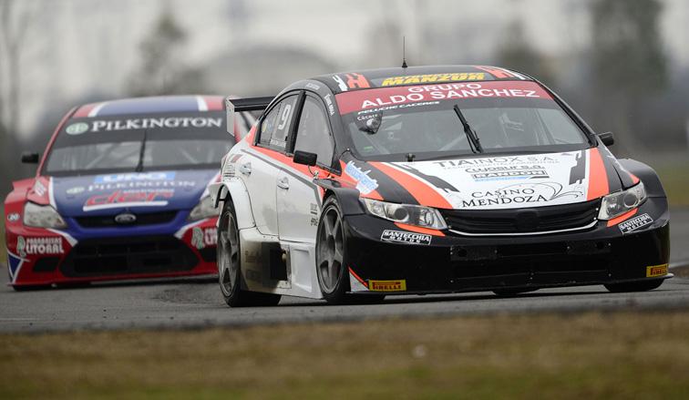 TC2000: Cáceres se quedó con la segunda carrera