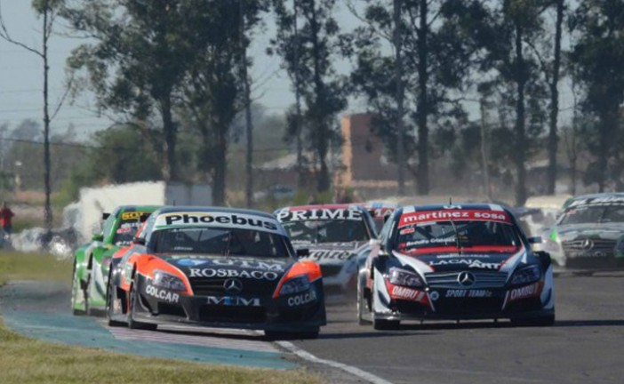 Top Race V6: Canapino y Ponte ganaron en Chaco
