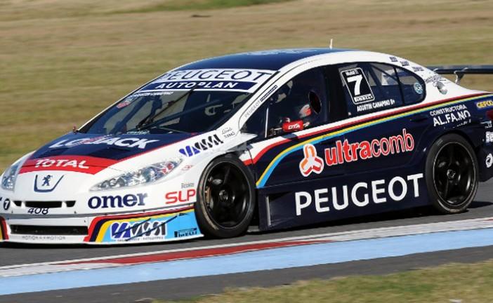 STC2000: Canapino y Risatti se quedaron con la pole