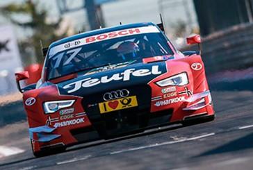 DTM: Mattias Ekström el más rápido del FP1 en Nürburgring