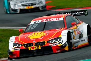 DTM: en los entrenamientos libres, BMW marcó el rumbo