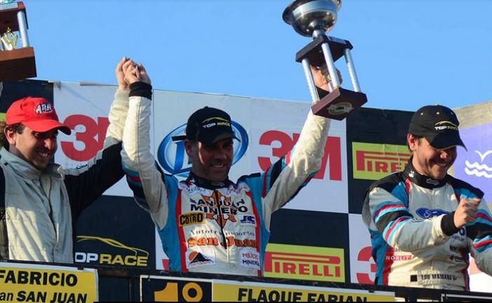 Top Race Series: Flaqué otra vez en lo más alto