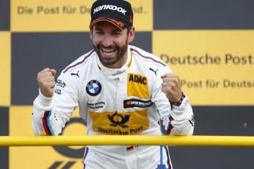 DTM: Glock logra en Oschersleben la victoria en la primer carrera