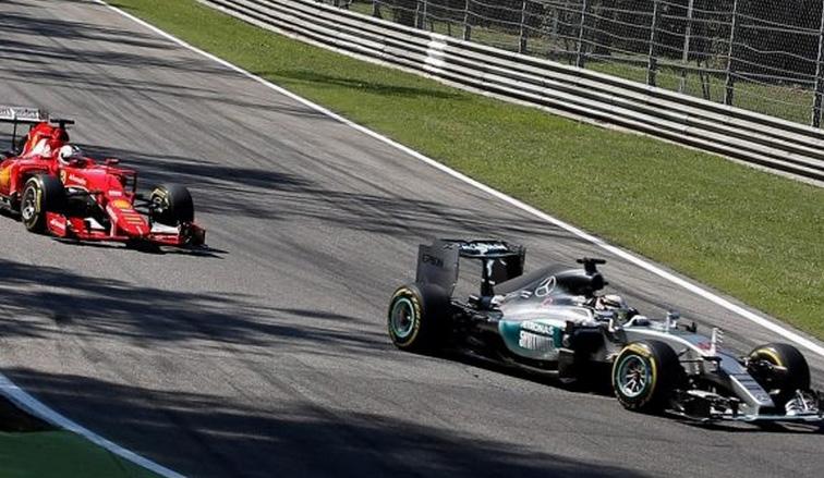 Fórmula 1: Lewis Hamilton logró la victoria en Monza