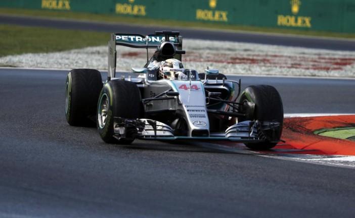 Fórmula 1: Hamilton también se quedó con los Libres 3