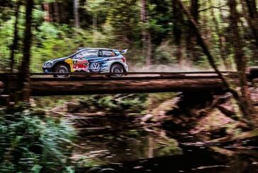 WRC: Latvala es el líder en Australia