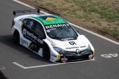 STC2000: De Bendictis el más veloz con el Renault de Ledesma
