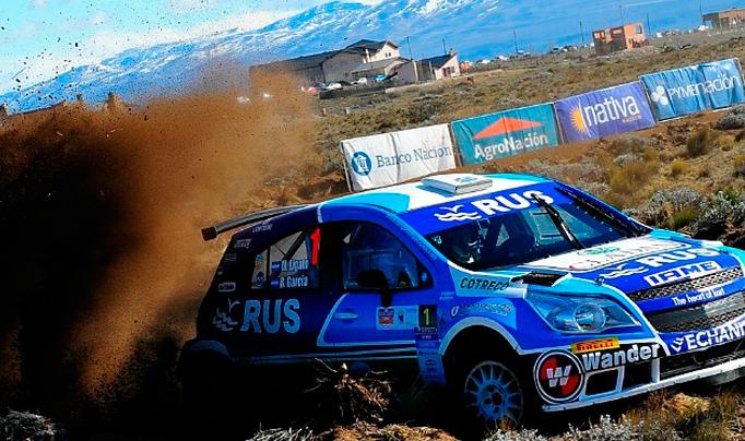 Rally Argentino: Ligato y su segunda prueba clasificatoria del año