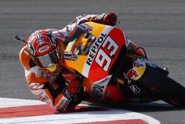 Moto GP: Márquez ganó la carrera de punta a punta