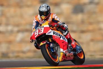 MotoGP: Márquez logra una pole de récord con una vuelta antológica