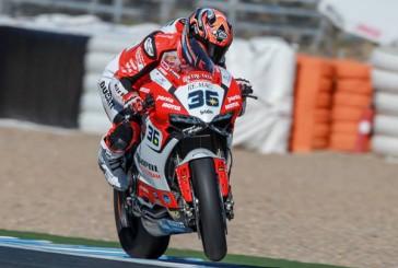 SuperBike: Mercado finalizó 13º en Jerez de la Frontera