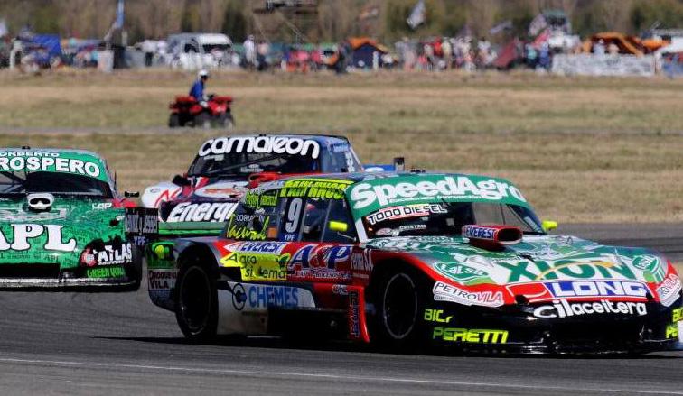 TCP: Gran triunfo de Nico Gonzalez en San Luis