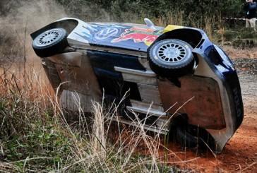WRC: Ogier hizo el mejor tiempo en el shakedown