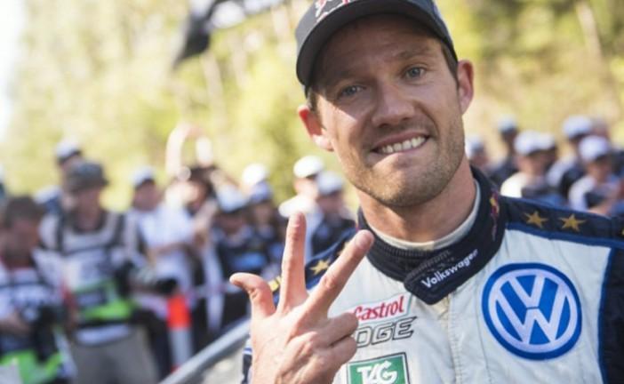 WRC: una nueva corona para Ogier