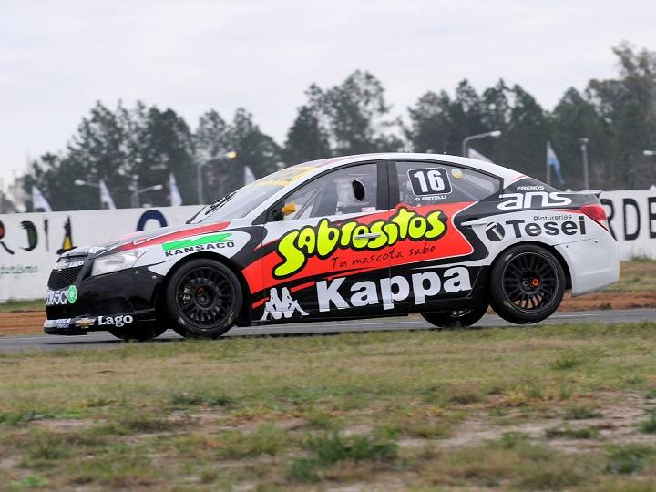 TN Clase3: Tuero se quedó con la 3º serie, Bosio con la 2º y Ortelli con la 1º