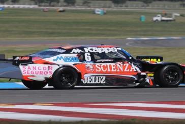 TC: Martínez ganó la 1º serie, Ortelli la 2º y Jalaf la 3º