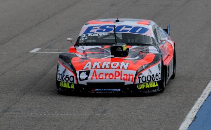 TC: Ortelli clasificó primero en San Luis