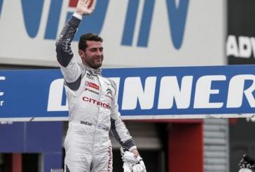 WTCC: «Pechito» López ganó la primer carrera, y Muller la segunda