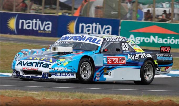 TC: Ponte, hizo el mejor tiempo en la 1° clasificación en Rafaela